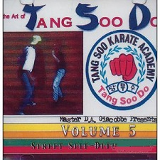 The Art of Tang Soo Do Vol 5 DVD