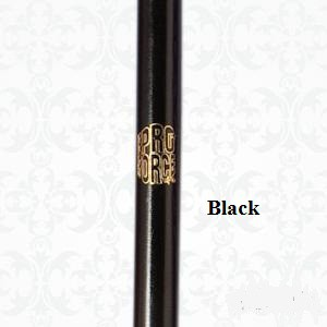 Competition Bo Staff with BLACK Finish