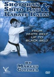 Shotokan Shito Ryu Karate Kata's