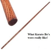 Okinawan Warrior Bo Staff