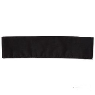 Martial Arts Headband - Black