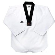 Adidas Adi-Club Taekwondo BLACK Trim