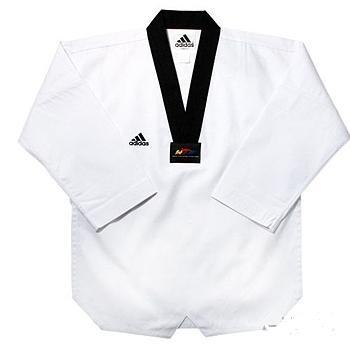 Adidas Adi-Club Taekwondo BLACK Trim