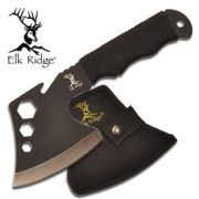 Elk Ridge 8 inch Steel AXE w/Nylon Sheath