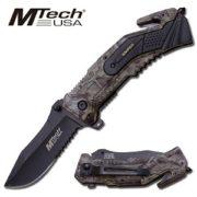 MTech Sniper Rescue Knife