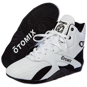 M4000 Power Trainer Shoe - White/Black