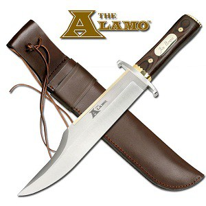 The Movie Alamo Bowie Knife