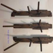 Wall Mount Practice Wooden Dummy