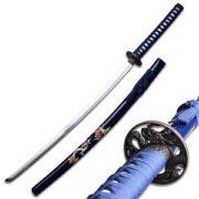 Fire Dragon Samurai Sword
