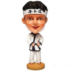 Bobbing Head Martial Artist-Tang Soo Do