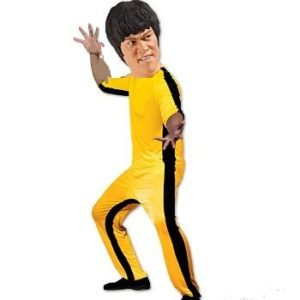 "Bruce Lee ""Game of Death"" Uniform - size Large"