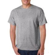 Plain T-Shirt - Grey