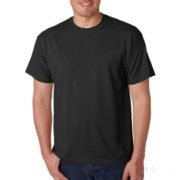 Plain T-Shirt - Black
