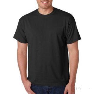 Plain T-Shirt - Black