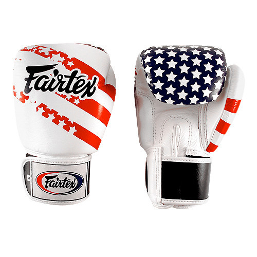 USA Flag Boxing Gloves (Limited Edition)