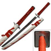 The Blood Samurai Sword