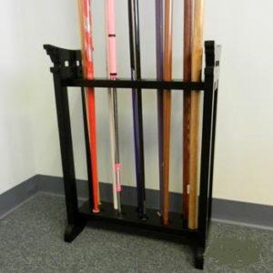10 Bo Display Floor Rack