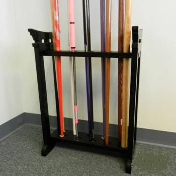 10 Bo Display Floor Rack