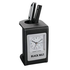 Black Belt Desk Set