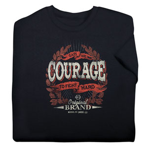 Courage To Fight Tee