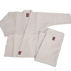 ProForce Impact Double Weave Judo Uni-White 2