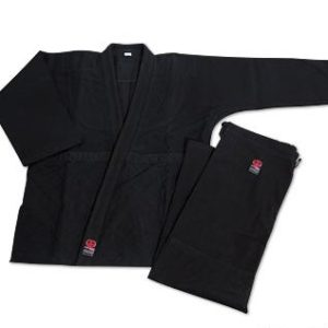 ProForce Impact Double Weave Judo Uni-BLACK 2