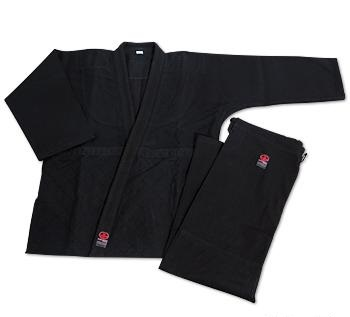 ProForce Impact Double Weave Judo Uni-BLACK 2