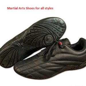 P/F Gladiator Superlight Martial Arts Shoe - Black