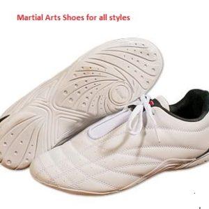 P/F Gladiator Superlight Martial Arts Shoe-White