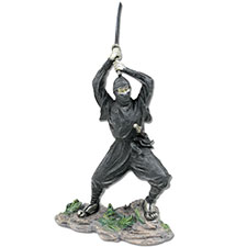 Ninja with Sword - PL-519-4