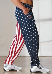 Otomix American Flag Baggy Pant©