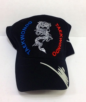 TKD Dragon Hat