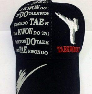 TKD Side Kick Hat