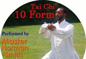 Tai Chi 10 Form - FREE SHIPPING
