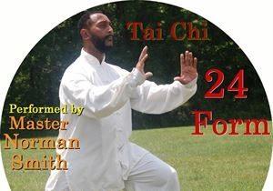 Tai Chi Yang Style 24 Form -FREE SHIPPING