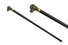 Dog Sword Cane