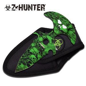 Z-Hunter Push Knife