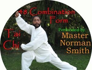 Tai Chi 48 Combined Form - FREE SHIPPING