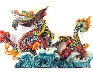 Multi-colored Dragon-WS2000