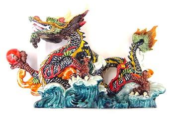 Multi-colored Dragon-WS2000