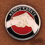 Kenpo Karate Pin