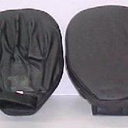 Master Deluxe Leather Focus Mitt