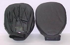 Master Deluxe Leather Focus Mitt