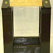 Custom Wood Breaking Stand-Short