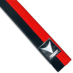 Poom Red & Black belt size 0