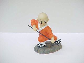 Statues - Kung Fu / Karate