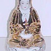21800306HK-Gold Kwan Yin