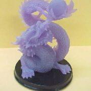 Lavender Glow Dragon-7 inch-ZY8619