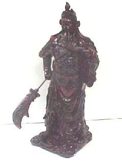 General Kwan Standing w/Knife-JZ25-LSTR