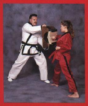 Black Belt Master Board Holder